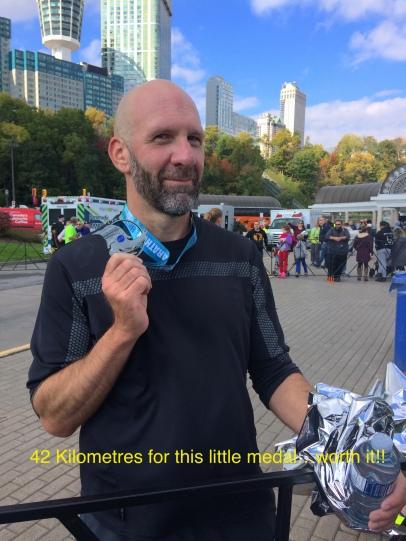 Marathon Day