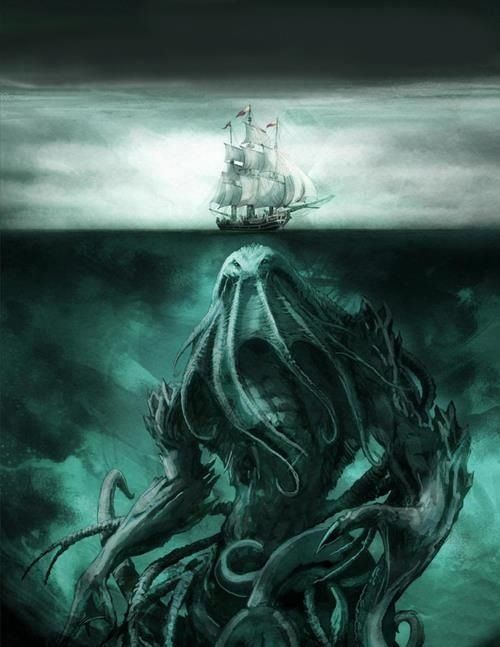 5b1d071c622d3bb26b6c26a80d80534e--sea-monsters-kraken
